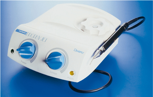 Prophy-Jet provides superior professional dental cleaning